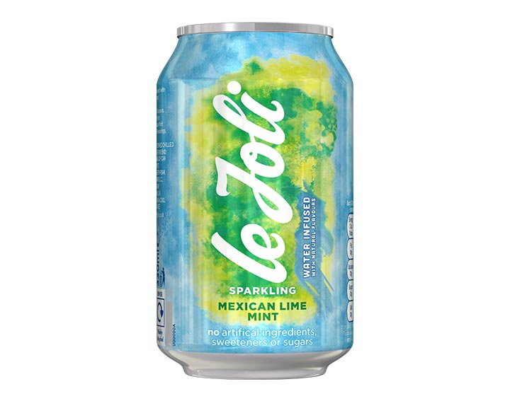 Mexican Lime Mint 330ml