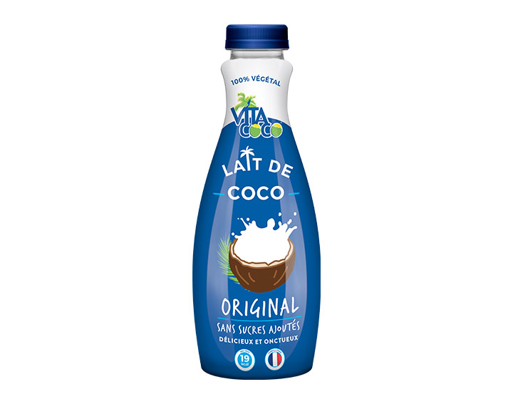 Lait de coco nature 750ml