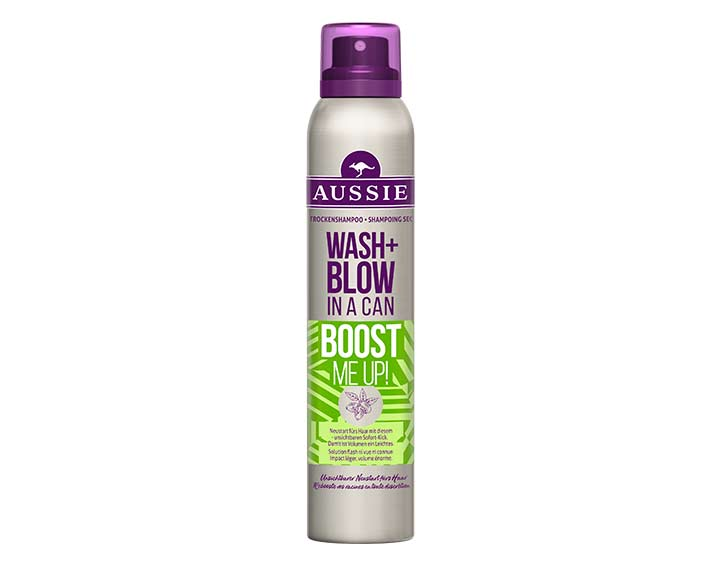 Shampoing Sec Wash + Blow Boost Me Up