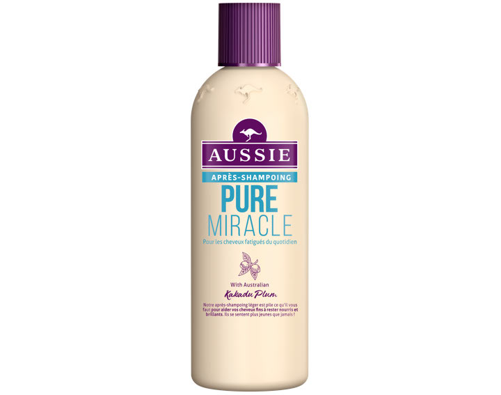 Après-Shampoing Pure Miracle