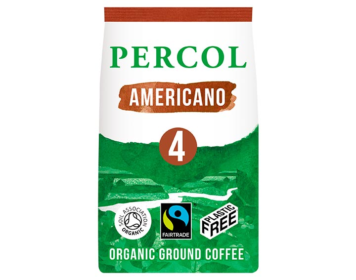 Rich Americano Ground Coffee 200g