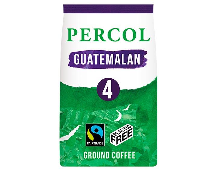 Vibrant Guatemalan Ground Coffee 200g