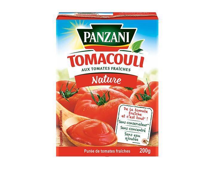 Nature 100% tomates fraîches 200g
