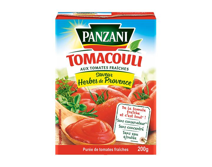 Herbes de Provence 100% tomates fraîches 200g