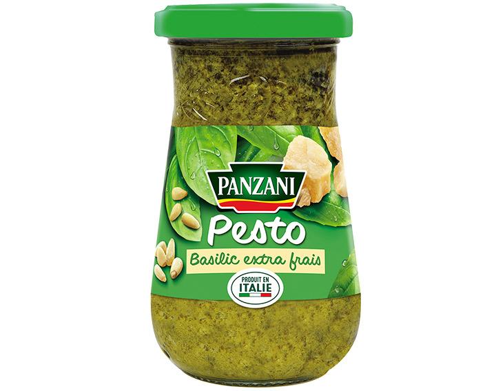 Pesto basilic extra frais 200g