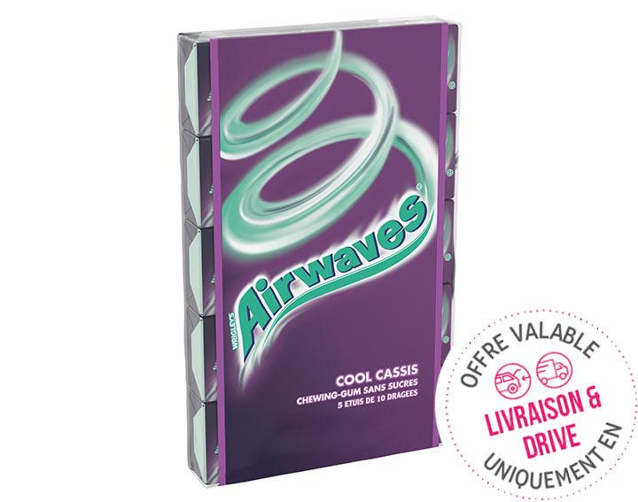 Cool Cassis 5x10 Dragées