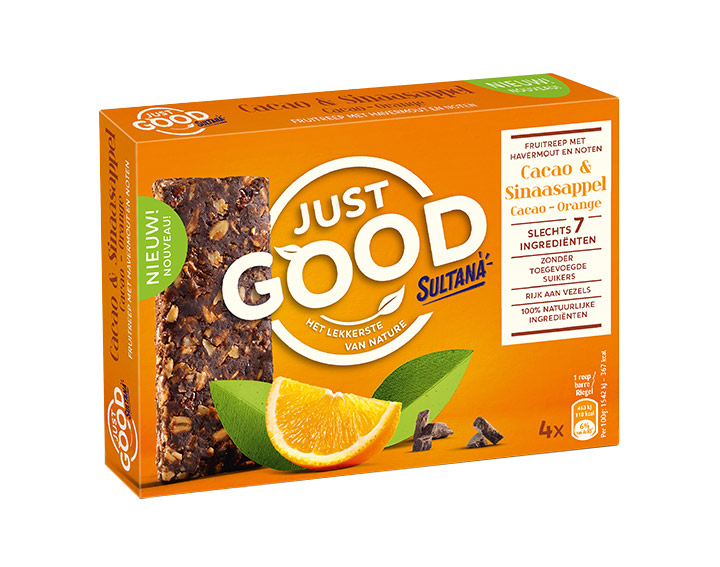 Cacao & Sinaasappel