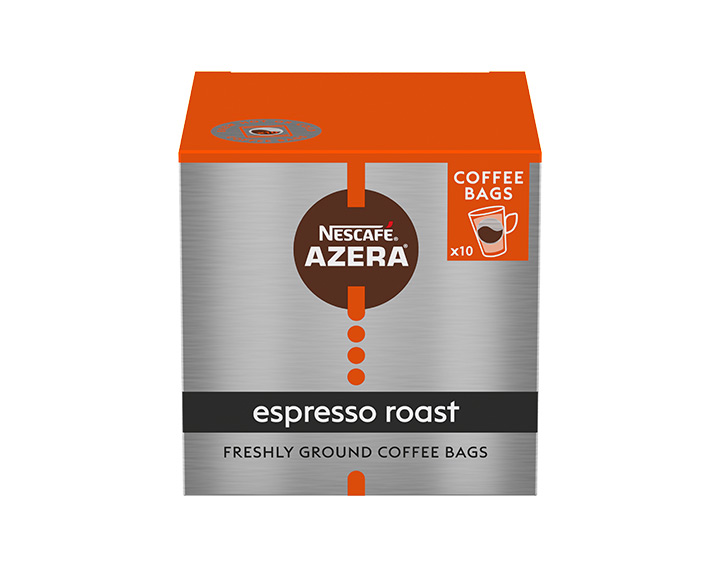 Expresso Roast Coffee Bags x10