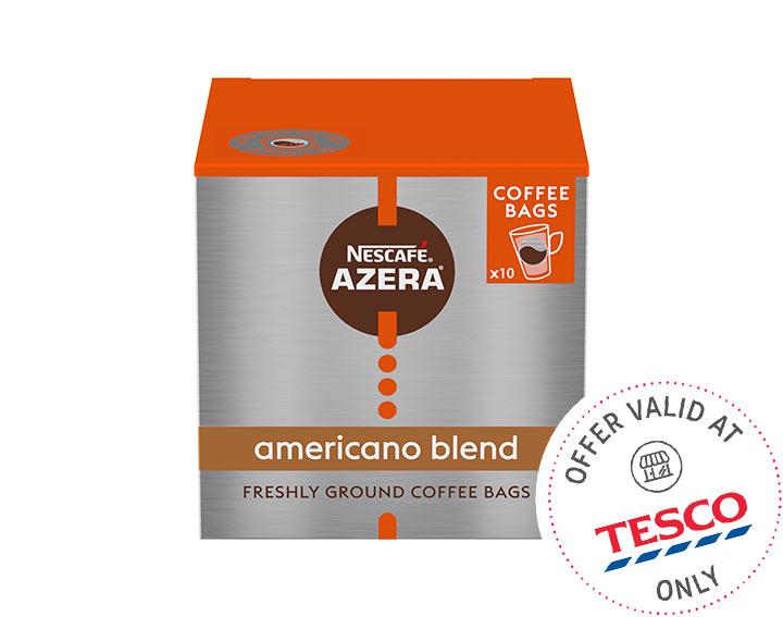 Americano Blend Coffee Bags x10