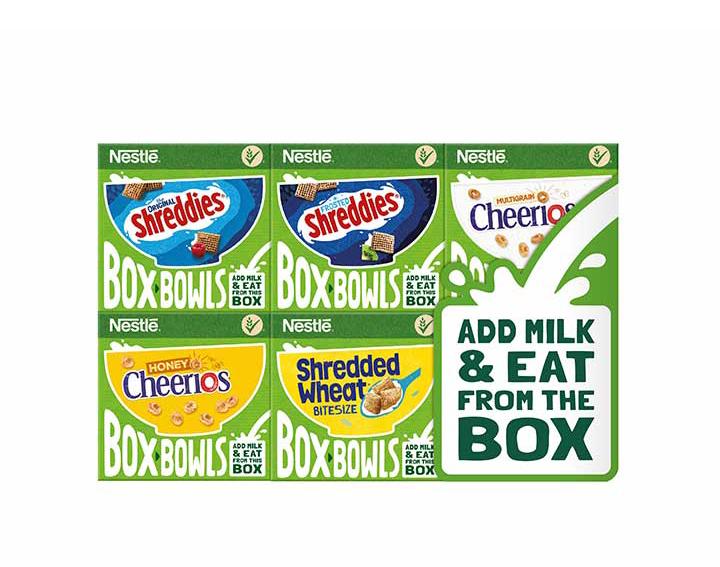 Nestlé Cereals 6 pack