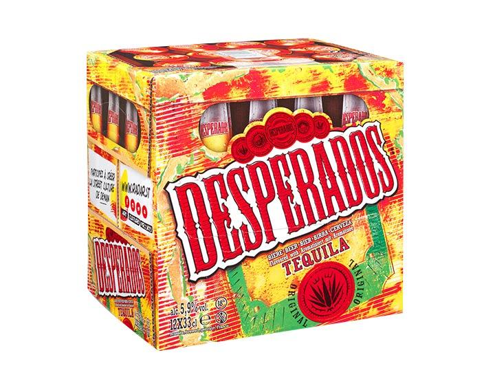 Desperados 12x33cl