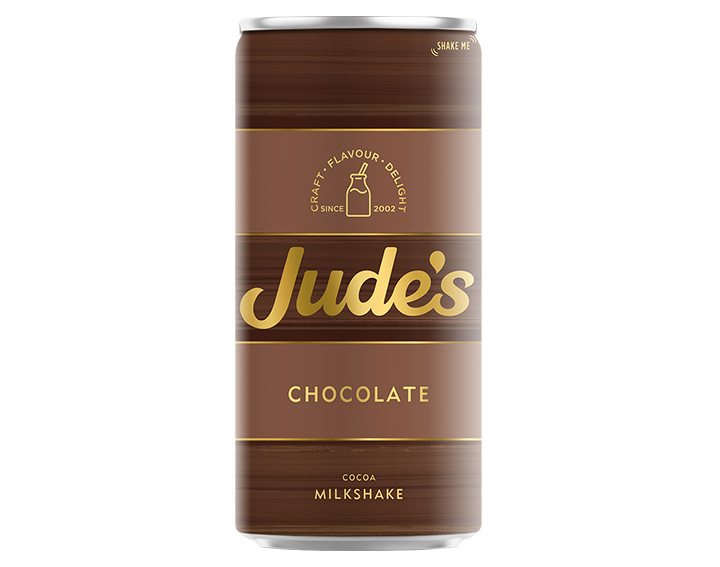 Chocolate Milkshake 250ml