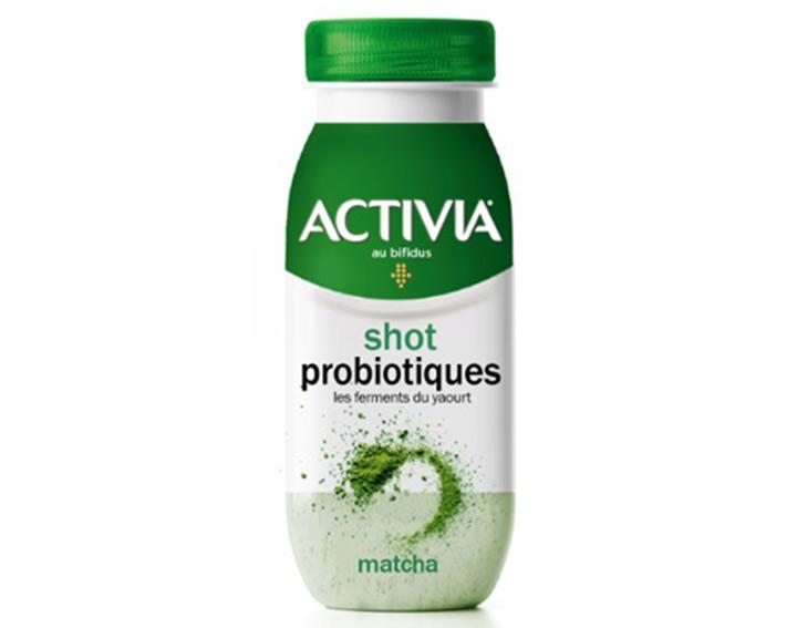 Shot Probiotiques Matcha x1