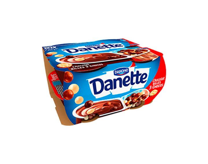 Chocolat Billes Croustillantes 3 Chocolats