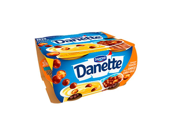 Vanille Billes Croustillantes Chocolat Caramel