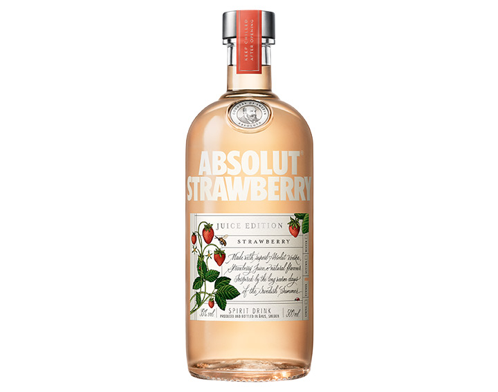 Absolut Juice Strawberry Edition 500ml