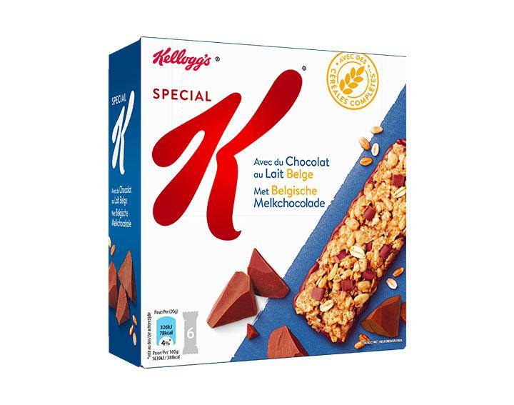 Chocolat au Lait 6x20g