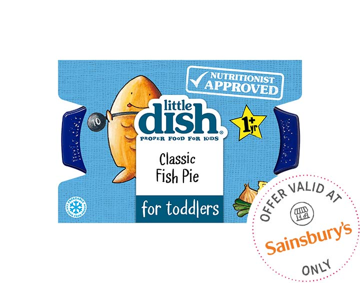 Classic Fish Pie for Toddlers 200g