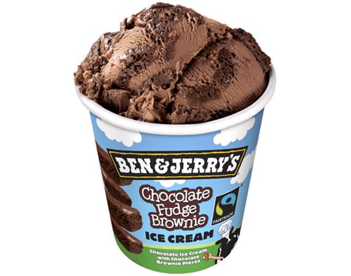 Ben&Jerry's Chocolate Fudge Brownie 500ml
