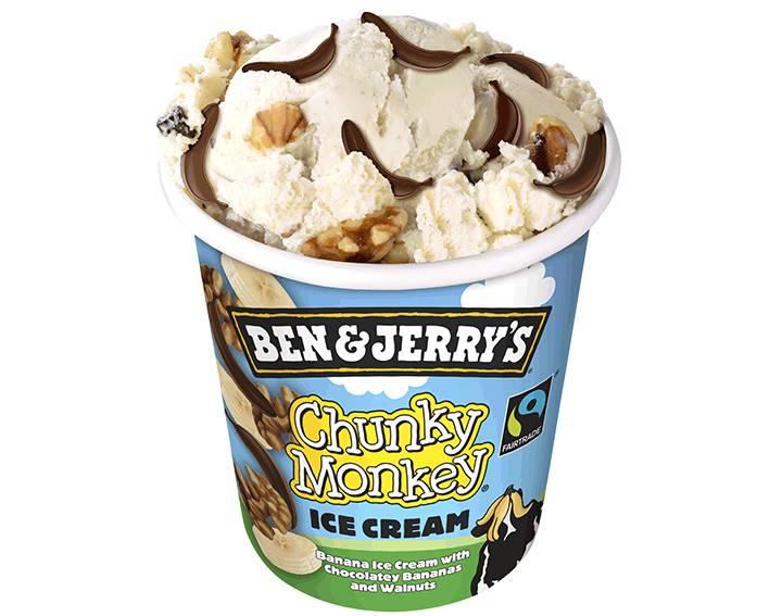 Ben&Jerry's Chunky Monkey 500ml