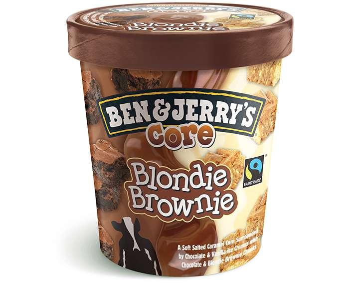 Ben&Jerry's Blondie Brownie 500ml
