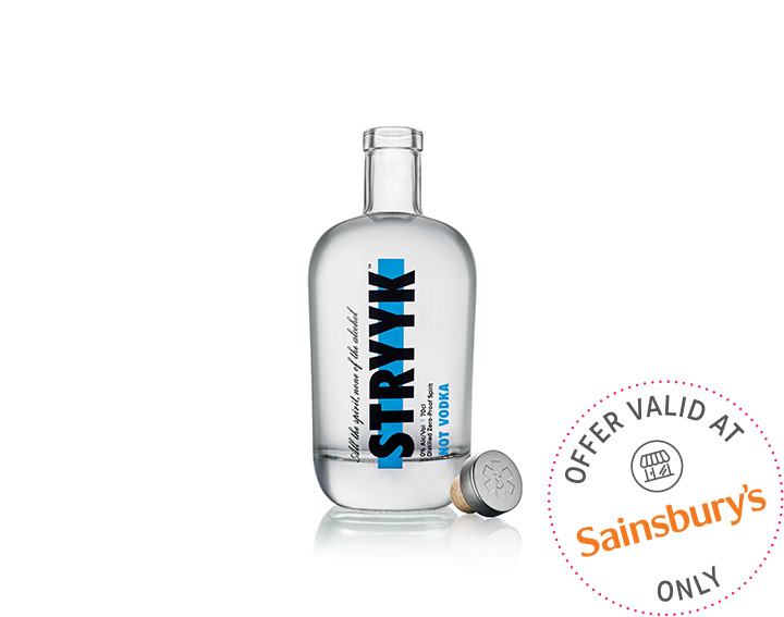 STRYYK Not Vodka 70cl