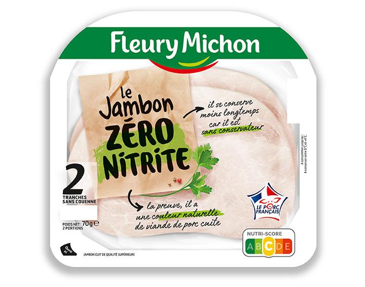 Jambon de Porc 2T 70g