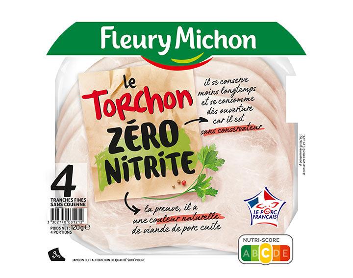 Jambon de Porc au Torchon 4T 120g