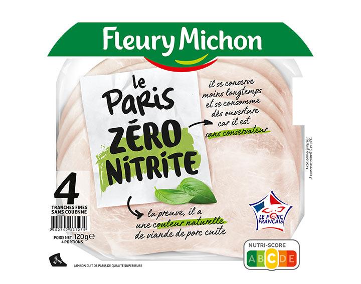 Jambon de Paris 4T 120g