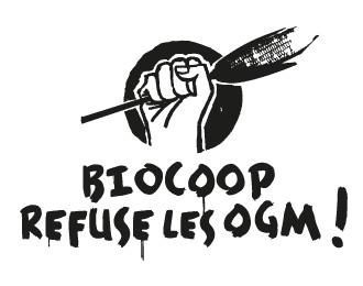 Biocoop contre les OGM