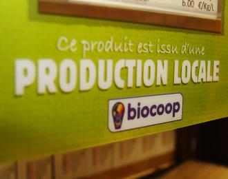 Biocoop favorise la production locale