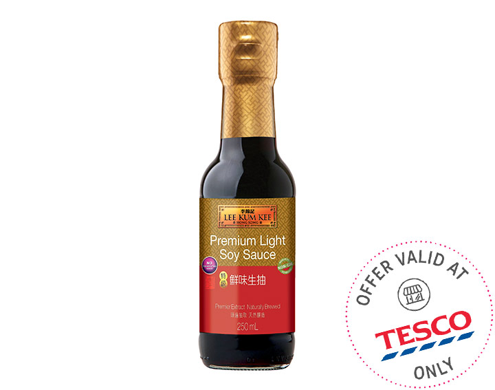 Lee Kum Kee Premium Light Soy Sauce 250 ml
