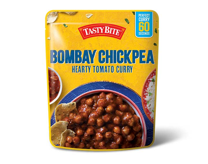 Bombay Chickpea Hearty Tomato Curry 285g