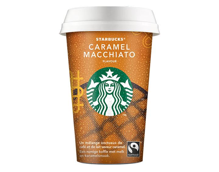 Caramel Macchiato 220ml