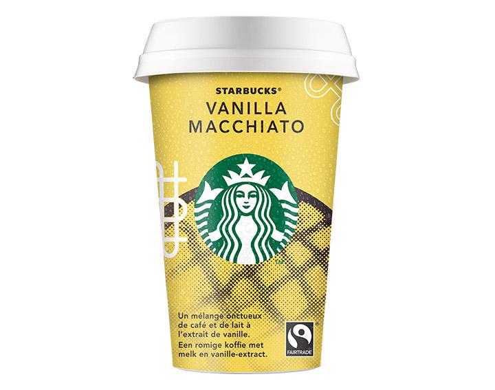 Vanilla Macchiato 220ml