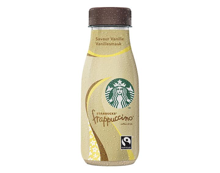 Frappuccino Vanille 250ml