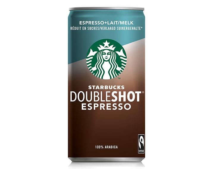Doubleshot Espresso Réduit en Sucres 200ml