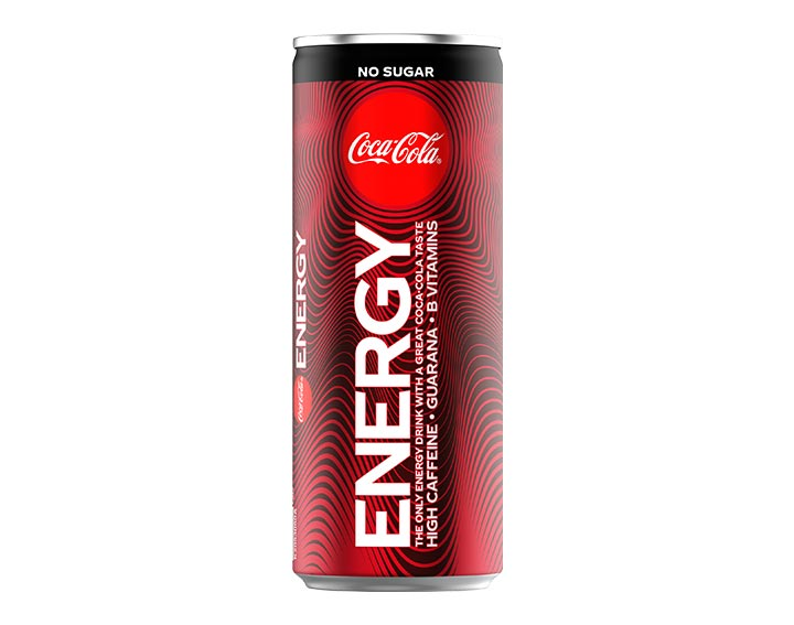 No Sugar Energy Drink 250ml