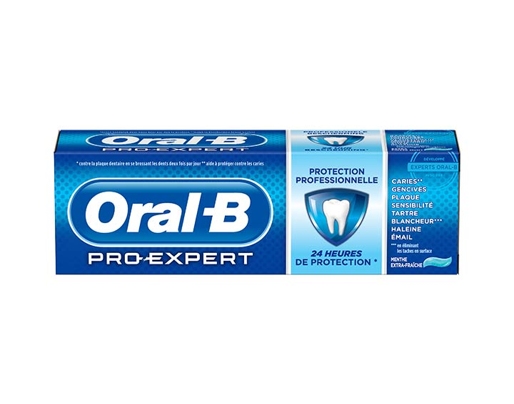 Oral-B Pro-Expert Protection Professionnelle