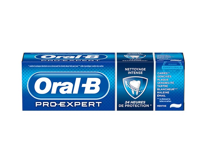 Oral-B Pro-Expert Nettoyage Intense