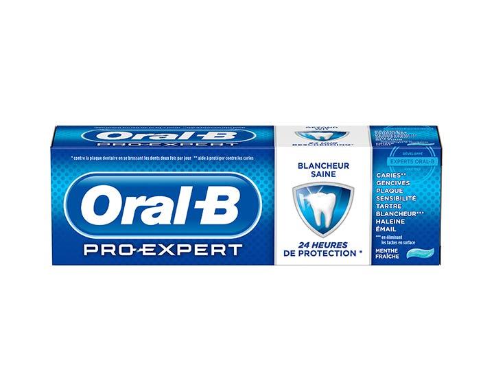 Oral-B Pro-Expert Blancheur Saine