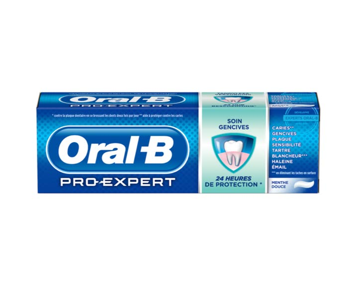 Oral-B Pro-Expert Soin Gencives
