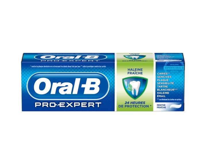 Oral-B Pro-Expert Haleine Fraîche
