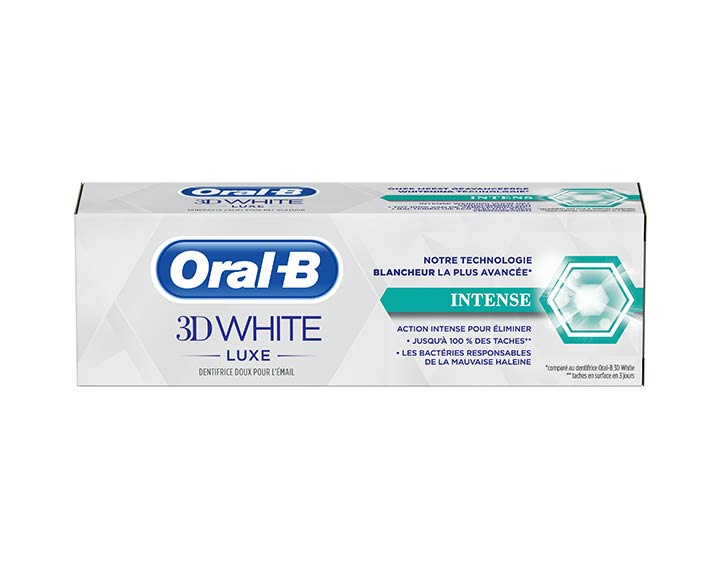 Oral-B 3D White Luxe Intense