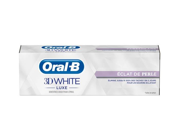 Oral-B 3D White Luxe Eclat de Perle