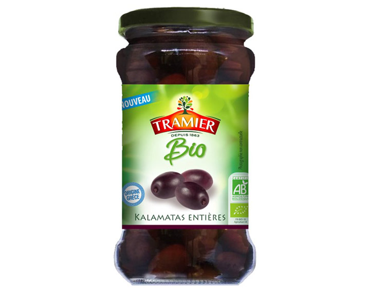 Olives Kalamatas entières