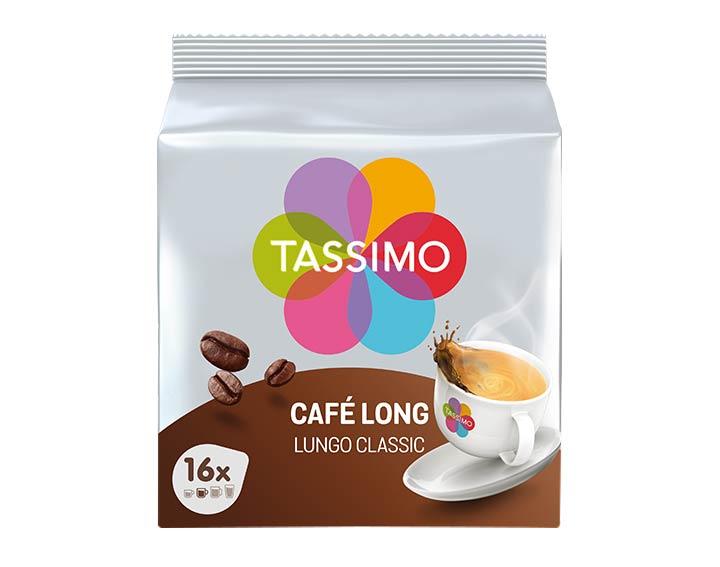 Café Long x16 tasses