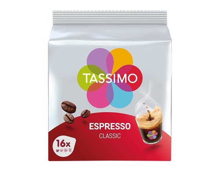 Espresso x16 tasses