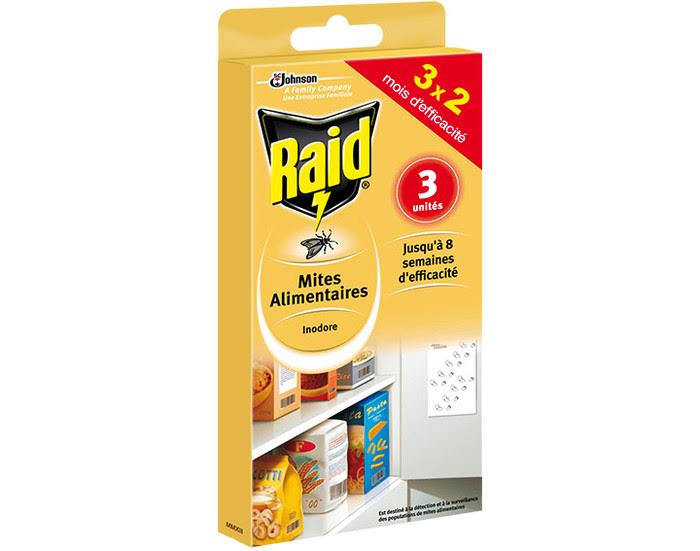 Raid® Pièges Mites alimentaires