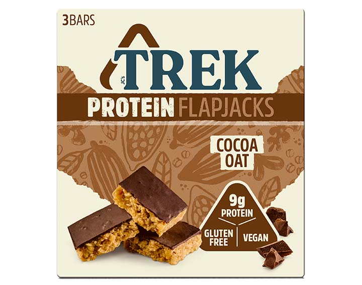 Flapjack Cocoa & Oat 3x50g